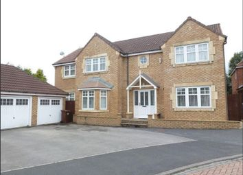 4 bed detached house for sale in Whitehead Drive, Farington Moss, Leyland PR26