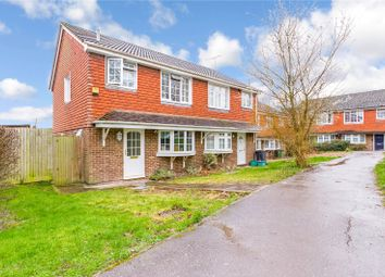 Thumbnail 3 bed end terrace house for sale in Fern Walk, Calcot, Reading, Berkshire