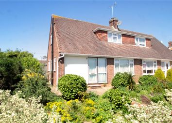 Thumbnail 2 bed semi-detached house for sale in Horsham Road, Littlehampton
