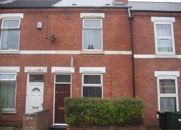 Thumbnail 2 bedroom terraced house to rent in St Margarets Road, Stoke, Coventry