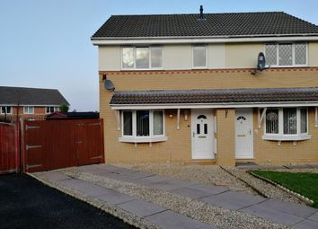 Thumbnail 3 bedroom semi-detached house for sale in Monet Close, Connah's Quay, Deeside