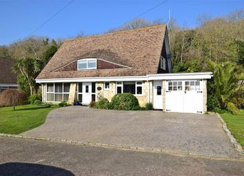 Thumbnail 4 bedroom detached house for sale in Inglewood Park, St Lawrence, Ventnor, Isle Of Wight