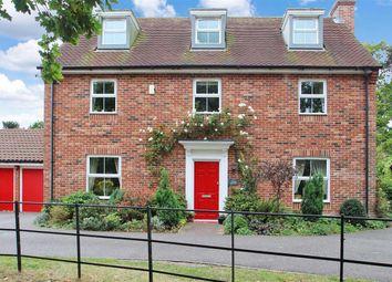 Thumbnail 5 bedroom detached house for sale in Thomas Crescent, Grange Farm, Kesgrave, Ipswich