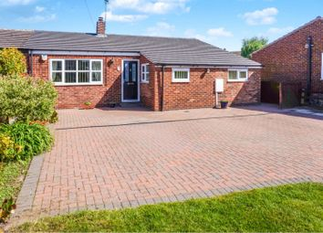 Thumbnail 3 bed bungalow for sale in Brocklebank Close, Bassingham