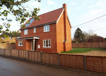 Thumbnail 3 bed detached house for sale in Ketts Hill, Necton, Swaffham