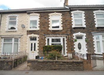 Thumbnail 3 bed terraced house for sale in Wainfelin Road, Pontypool, Monmouthshire.