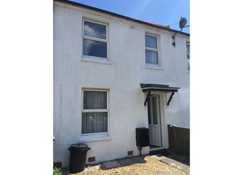 Thumbnail 3 bedroom terraced house to rent in Curzon Road, Boscombe, Bournemouth