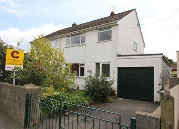 Thumbnail 3 bedroom semi-detached house for sale in Longford Lane, Kingsteignton, Newton Abbot