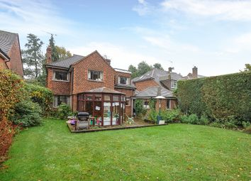 Thumbnail 4 bed detached house to rent in Linersh Wood, Bramley, Guildford