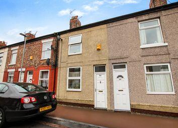 Thumbnail 2 bed terraced house for sale in Fox Street, Warrington