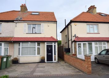 Thumbnail 4 bed semi-detached house for sale in Gander Green Lane, North Cheam, Sutton