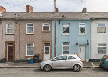 Thumbnail 3 bed terraced house for sale in Canon Street, Newport