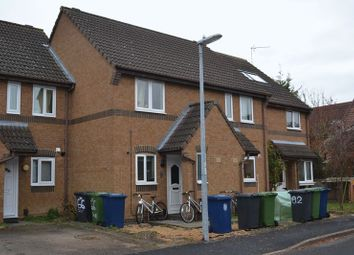 Thumbnail 2 bed terraced house for sale in Lucerne Close, Cherry Hinton, Cambridge