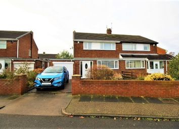 Thumbnail 3 bed semi-detached house for sale in Raby Drive, Sunderland, Tyne And Wear