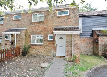 Thumbnail 3 bed terraced house for sale in Copland Close, Basingstoke