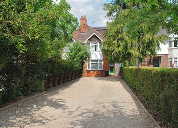 Thumbnail 4 bed semi-detached house for sale in Dunmow Road, Bishop's Stortford