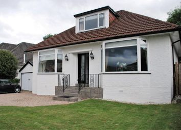 Thumbnail 3 bed detached house to rent in Broomvale Drive, Newton Mearns, Glasgow
