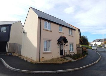 Thumbnail 3 bed detached house for sale in Flax Meadow Lane, Axminster, Devon