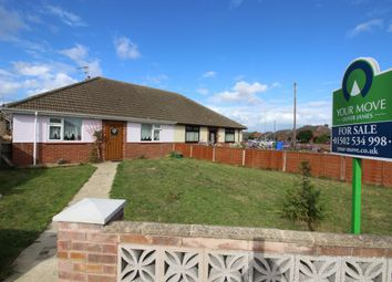 Thumbnail 3 bedroom bungalow for sale in Stansfield Close, Lowestoft