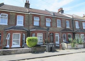 Thumbnail 2 bed terraced house to rent in Clifton Road, Ramsgate
