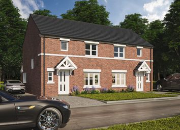 Thumbnail 3 bed semi-detached house for sale in Stonecliffe Drive, Farnley, Leeds