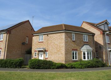 Thumbnail 3 bed detached house for sale in Sandringham Walk, Corby