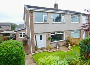 Thumbnail 3 bed semi-detached house for sale in St. Abbs Way, Bradford