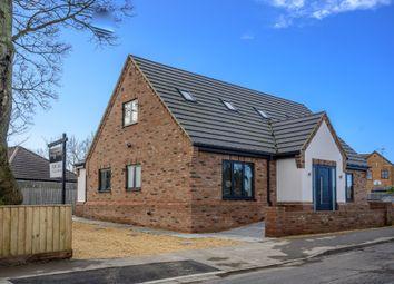 Thumbnail 4 bed detached bungalow for sale in Elliott Road, March, Cambridgeshire
