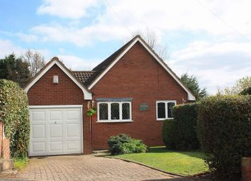Thumbnail 2 bed detached bungalow for sale in Laurel Lane, Halesowen