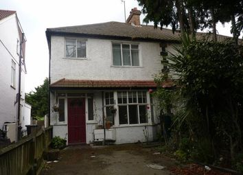 Thumbnail 3 bedroom semi-detached house for sale in Watford Way, London
