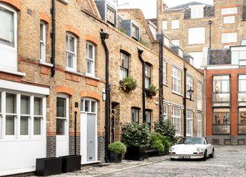 Bentinck Mews, London W1U
