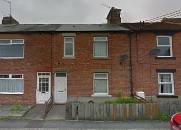 Thumbnail 3 bed terraced house for sale in Hall Terrace, Willington, Crook