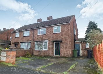 Thumbnail 3 bedroom semi-detached house for sale in Riversmead, St. Neots