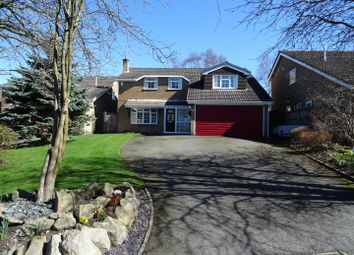 Thumbnail 5 bed detached house for sale in Dauphine Close, Coalville, Leicestershire