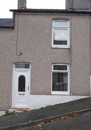 Thumbnail 2 bedroom terraced house to rent in Mary Street, Caernarfon