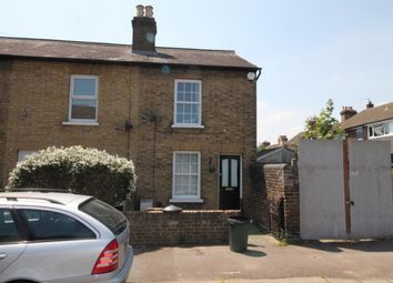 Thumbnail 2 bed semi-detached house to rent in Shakespeare Road, Romford