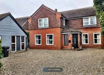 Thumbnail 4 bed detached house to rent in Upper Green, Inkpen, Hungerford