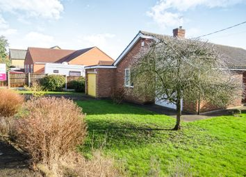 Thumbnail 3 bed detached bungalow for sale in Waterford Lane, Cherry Willingham, Lincoln