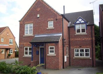 Thumbnail 3 bed detached house to rent in St Laurence Court, Adwick Le Street, Doncaster