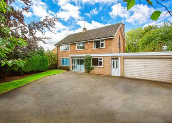 Thumbnail 4 bed detached house for sale in Rothwell Road, Desborough