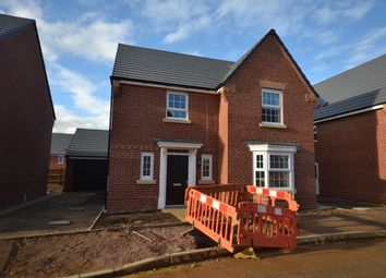 Thumbnail 3 bed detached house to rent in Ward Street, Earls Barton, Northampton