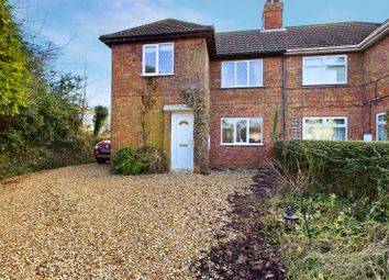 Thumbnail 3 bed semi-detached house for sale in High Street, Wootton, North Lincolnshire