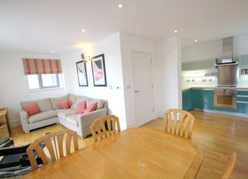 Thumbnail 2 bed flat to rent in Copperworks, Railway Street