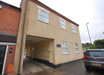 Thumbnail 1 bed flat to rent in Main Street, Horsley Woodhouse, Ilkeston