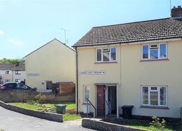 Thumbnail 3 bed semi-detached house for sale in Charles Dart Crescent, Barnstaple, Devon