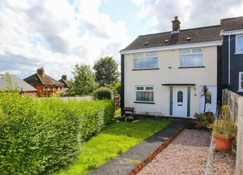 Thumbnail 3 bedroom end terrace house for sale in Tyndale Drive, Belfast, County Antrim