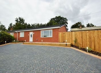 Camelot, Curdale Close, Cleobury Mortimer DY14. 3 bed semi-detached bungalow
