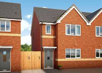 "Thumbnail 3 bedroom property for sale in ""The Hetton At Limehurst Village Phase 2"" at Rowan Tree Road, Oldham"