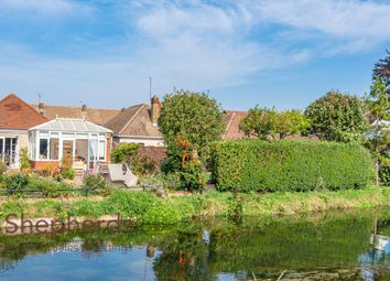 Thumbnail 3 bed detached bungalow for sale in Salisbury Road, Hoddesdon, Hertfordshire