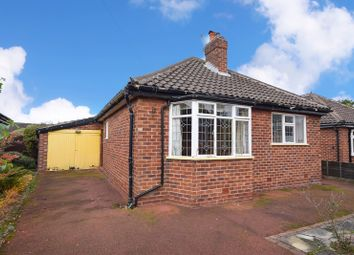 Thumbnail 2 bed detached bungalow for sale in Greenhythe Road, Heald Green, Cheadle